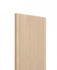 Террасная доска дпк TERRADECK ECO (Россия) цвет белый-white, 3-6 метров