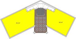 Пример проекта террасы у дома